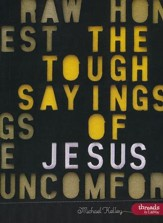 Tough Sayings of Jesus: Volume 1, Member Book - Slightly Imperfect