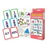Fraction Flashcards (162 cards)
