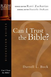 Can I Trust the Bible? - eBook