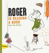 Roger is Reading a Book