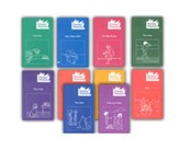 Set of 10 Storybooks for Primary Phonics Workbook 2
