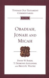 Obadiah, Jonah and Micah - eBook