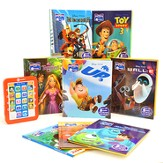 Disney ME Reader - Electronic Reader and 8-Book Library