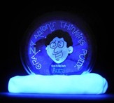 Aura, Glow-In-the-Dark Thinking Putty