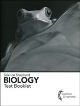 Science Shepherd Biology Test Booklet, Updated Edition