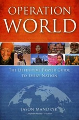Operation World: The Definitive Prayer Guide to Every Nation - Slightly Imperfect