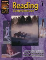 Core Skills: Reading Comprehension Grade 1