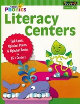 Hands-on Phonics Literacy Centers,  Grades K-2