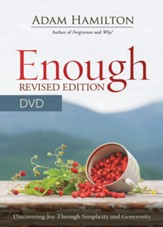 Enough: Discovering Joy Through Simplicity and Generosity--DVD