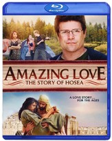 Amazing Love: The Story of Hosea, Blu-ray