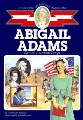 Abigail Adams: Girl of Colonial Days - eBook