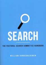 Search: The Pastoral Search Comitttee Handbook - eBook