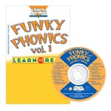 Funky Phonics: Learn to Read Volume 1 CD/Book Kit
