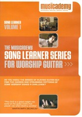Song Learner Series for Worship Guitar, Volume 1