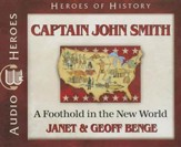 Captain John Smith Audio CD