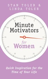 Minute Motivators for Women - eBook