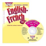 Bilingual Songs: English-French CD/Book Kit Volume 3
