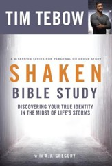 Shaken Bible Study: Discovering Your  True Identity in the Midst of Life's Storms - eBook