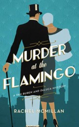 Murder at the Flamingo: A Novel - unabrodged audiobook on CD