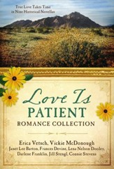 Love Is Patient Romance Collection: True Love Takes Time in Nine Historical Novellas - eBook