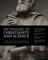 Dictionary of Christianity and Science - eBook