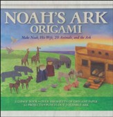 Noah's Ark Origami Box Kit