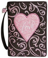 Love the Lord Bible Cover, Large
