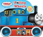 Thomas & Friends: Rolling Wheels Play-A-Sound Book