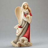 Heart of Christmas, Angel with Birds Figure