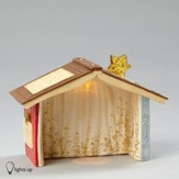 Heart of Christmas, Nativity Creche