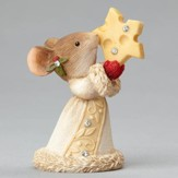 Heart of Christmas, Mouse with Star Figure