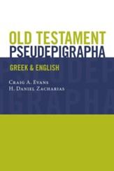 Old Testament Pseudepigrapha: Greek and English