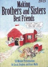 Making Brothers and Sisters Best Friends--DVD