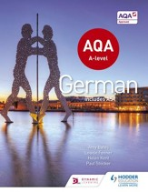 AQA A-Level German (includes AS) /  Digital original - eBook