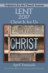 Christ Is for Us - Large Print: A Lenten Study Based on the Revised Common Lectionary - eBook