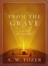 From the Grave: A 40-Day Lent Devotional - eBook