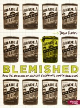 Blemished: How the Message of Malachi Confronts Empty Religion, DVD Leader Kit