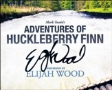 Adventures of Huckleberry Finn - unabridged audio book on CD
