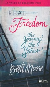 Real Freedom: The Journey, The Stories (Booklet)