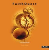 Faith Quest, Revised Leader Guide with CD-ROM, Volume 2