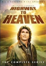 Highway to Heaven - Complete Series: S1E15 - One Winged Angels [Streaming Video Purchase]
