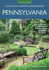 Pennsylvania Month-by-Month Gardening