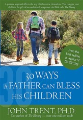 30 Ways a Father Can Bless His Children - eBook