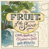 The Fruit of the Spirit: Color by Number & Connect the Dots