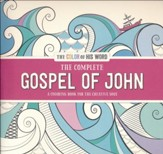 The Complete Book of John: A Coloring Book for the Creative Soul