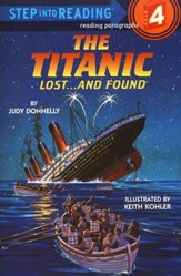 Step Into Reading: The Titanic, Lost...And Found, Step 4