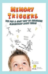 Memory Triggers Elementary Math Terms