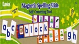 Self-Correcting Spelling Slide