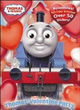 Thomas' Valentine Party Thomas & Friends