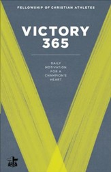Victory 365: Daily Motivation for a Champion's Heart - eBook